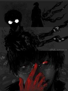 Kaneki Ken- The CCG'S Black Reaper.