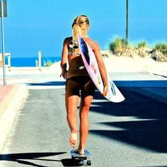 #surfer | #skater | #girl