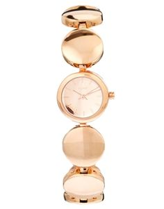 DKNY Gansevoort Rose Gold Watch
