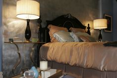 Blair's Bedroom in the Waldorf Home via Christina Tonkin Interiors BlogChristina Tonkin Interiors Blog