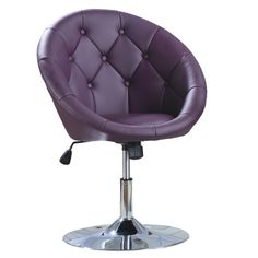 I pinned this Hebron Swivel Chair from the Colorwheel: Pumpkin & Plum event at Joss and Main!