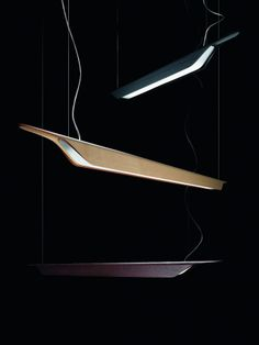 Troag Long Linear Suspension | Foscarini