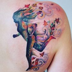 Pin for Later: 49 Tattoos That Show a Serious Love of Running