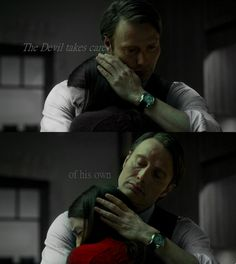 Hannibal - The Devil Takes Care of His Own