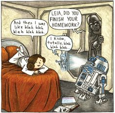 Vader and Daughter - 12
