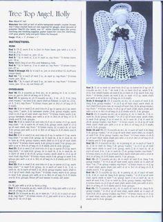 Horgolt angyalka gyűjtemény - Valéria - Picasa Web Albums