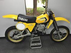 1981 Yamaha YZ465 - East Coast Vintage MX