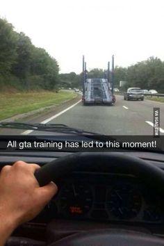 GTA training