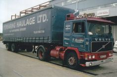 View topic - Past Present and in Between in Pictures Old Lorries, Volvo Trucks, Classic Trucks, Vehicles, Pictures, Times, Cars, Places, Europe