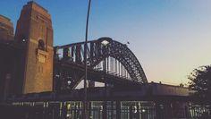 #sydney #sydneyharbour #sydneyharbourbridge #harbourbridge #harbour #bridge #australia #architecture #line #smile #photooftheday #photographer #potd #pretty #sunset #sky by annieeliz_ http://ift.tt/1NRMbNv