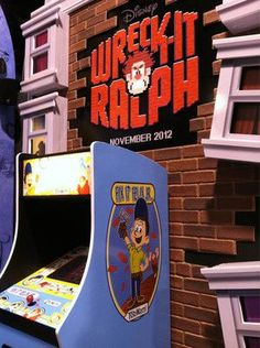 Wreck-It Ralph  http://connect.collectorz.com/movies/database/wreck-it-ralph-2012