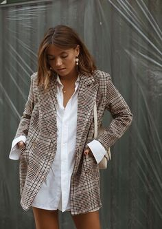 How To Create The Ultimate Capsule Wardrobe For Spring - Fashion Spring Summer Fashion, Spring Outfits, Autumn Fashion, Winter Outfits, Mode Ootd, Business Outfit, Business Casual, Inspiration Mode, Jackett