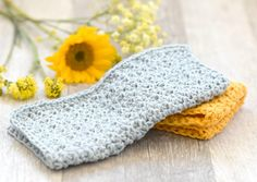I love knit and crocheted washcloths. In fact, it's all that my daughter uses in the bath. While I've made the Bath House Spa Washcloths in the past, it was time for some new ones to use in the kitchen. They needed to be what I dub as 'farm house style', generously sized and durable for all the scrub'n that needs done around the house.  This crochet washcloth pattern is really easy and it uses the spider stitch. This stitch uses beginner crochet stitches and you simply...