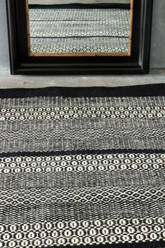 Monochrome Special Wool Rug