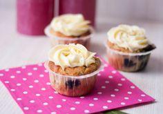 LowCarb Vanille Cupcakes – Low Carb Köstlichkeiten