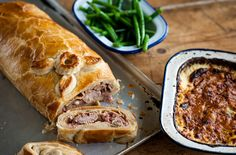 Colin McGurran's pork Wellington recipe