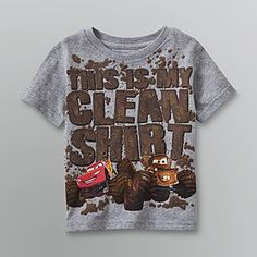 Cars  Toddler Boy's Cars Puff Print T-Shirt 2T