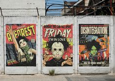 Butcher Billy trasforma Robert Smith in un fumetto horror