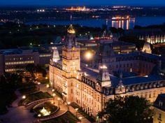 L'Assemblée Nationale - Québec City, Québec