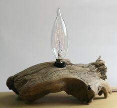 driftwood lamp | SALE Driftwood Lamp - Carbon Filament Bulb | review | Kaboodle