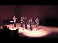 Fly Me to the Moon - Maniacal 4 Trombone Quartet