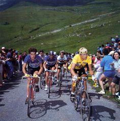 Le Tour - Indurain, Lemond, and Fignon