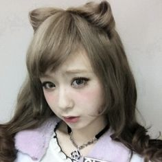 Miraculous Cat Fox Hairstyle Kitsune Pinterest Cats Gyaru And World Short Hairstyles For Black Women Fulllsitofus