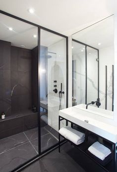 A renovated Haussmann apartment in Paris