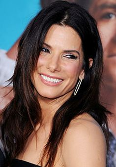 sandra bullocks hair | Sandra Bullock's Shiny Hair Secret - Yahoo TV