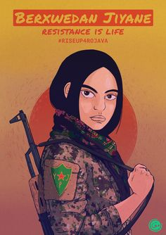 Female Fighter, Military Girl, Freedom Fighters, Syria, Middle East, Jin, Disney Characters, Fictional Characters, Disney Princess
