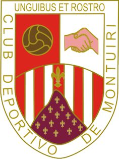 1942, CD Montuïri (Montuïri, Islas Baleares, España) #CDMontuïri #Montuïri #IslasBaleares (L19406) Club, Spain, Soccer, Football, Logos, Cards, Football Squads, Balearic Islands, American Football
