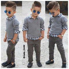 101 Trendy and Cute Toddler Boy Haircuts - Haarschnitt junge - Baby Hair Toddler Boy Fashion, Little Boy Fashion, Toddler Boy Outfits, Fashion Kids, Toddler Boys, Fashion Clothes, Fashion Hair, Girl Fashion, Fashion Accessories