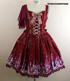 Fantasy Parade Dress Japanese Street Fashion, Asian Fashion, Gothic Lolita, Lolita Style, Ballet Costumes, Cosplay Costumes, Alternative Fashion, Alternative Style, Kei Visual