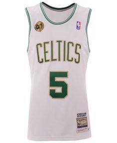 caa802be Mitchell & Ness Men's Kevin Garnett Boston Celtics Authentic Jersey - White  S