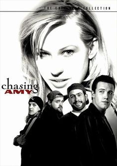 CAST: Ben Affleck, Joey Lauren Adams, Jason Lee, Dwight Ewell, Jason Mewes, Kevin Smith, Matt Damon; DIRECTED BY: Kevin Smith; PRODUCER: John Pierson, Miramax Films, Scott Mosier, View Askew; Features
