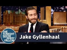 They are both hilarious. Jimmy Gifts Jake Gyllenhaal an Uncouth Backscratcher