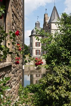 Schloss Bodelschwingh #InspiredBy #germany25reunified #joingermantradition