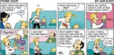 Stone Soup Comic Strip on GoComics.com