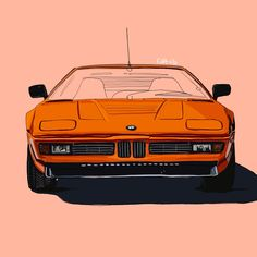 By @fikandco Bmw M1, Fika, Free Clothes, Illustration, Drawings, Illustrations, Sketches, Drawing, Portrait