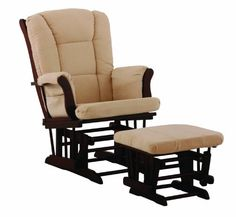 The Stork Craft Tuscany Glider and Ottoman with the magical design make the Tuscany glider perfect for gliding you into a calm, tranquil state. It features metal, enclosed ball bearings for a smooth glide motion to help you unwind and generous seating room with padded arms and arm cushions, with... more details available at https://furniture.bestselleroutlets.com/game-recreation-room-furniture/gliders/product-review-for-stork-craft-tuscany-glider-and-ottoman-cherrybeige/