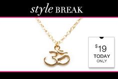 STYLE BREAK! Get the Sani Necklace for $19. Today Only.See our Master Catalog Click Here: https://commonsensejewelry.kitsylane.com/index.php •	Vibrant sarongs & striking summer scarves •	Graceful filigree and metallic lace •	Body jewelry, both bold and sweetly charming  Up to 60% OFF Women's & Men's Jewelry. Why Pay More ? Save Yourself Time & Money.  Just register to see the Savings Let's put Money back in YOUR WALLET, SHALL WE !  Happy Shopping !
