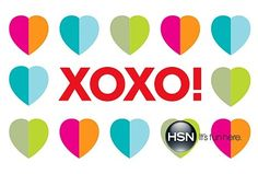 Not sure what to get mom for Mother's Day? How about an HSN Gift Card!