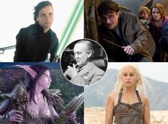 Thank you, J.R.R. Tolkien says Star Wars, Harry Potter, World of Warcraft, Game of Thrones