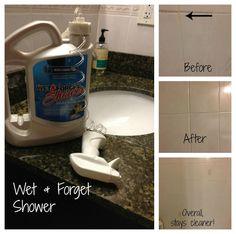 51 best bathroom cleaning askwetandforget com images mildew rh pinterest com