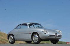 1961 Alfa Romeo Giulietta Sprint Zagato Berlinetta