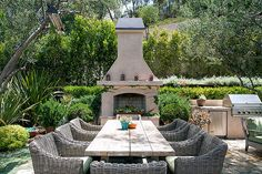 Reese Witherspoon's Brentwood Home in LA | POPSUGAR Home