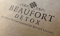 The Beaufort Detox logo design was developed as the basis of a stylish and memorable brand image, simple … READ Detox, Tattoo Quotes, How To Memorize Things, Logo Design, Logos, Creative, Rednecks, Logo, Inspiration Tattoos