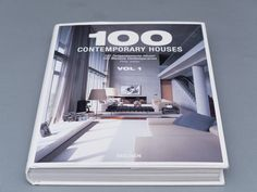 100 Contemporary Houses | Domestic bliss: Innovative, intimate architecture from China to Chile, written by Philip Jodidio. Designing private residences has its own very special challenges and nuances for the architect. | #bestinteriordesignbooks #coffee table book #book review | See more at: www.bestdesignbooks.eu