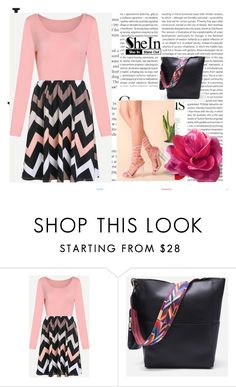 """""""Shein 7"""" by amelaa-16 ❤ liked on Polyvore featuring Oris and shein"""
