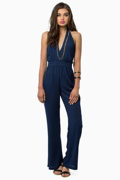 Well Suited Jumpsuit